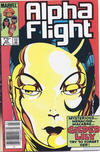 Cover Thumbnail for Alpha Flight (1983 series) #20 [Canadian]