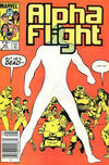 Cover Thumbnail for Alpha Flight (1983 series) #25 [Canadian]