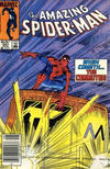 Cover for The Amazing Spider-Man (Marvel, 1963 series) #267 [Newsstand]