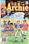 Cover Thumbnail for Archie (1959 series) #363 [Newsstand]