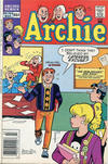 Cover for Archie (Archie, 1959 series) #365 [Canadian Newsstand Edition]