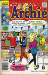 Cover Thumbnail for Archie (1959 series) #367 [Newsstand]