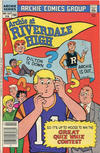 Cover Thumbnail for Archie at Riverdale High (1972 series) #101 [Canadian]