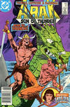Cover for Arak / Son of Thunder (DC, 1981 series) #47 [Canadian]