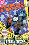 Cover for Atari Force (DC, 1984 series) #16 [Canadian]
