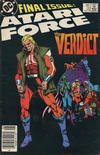 Cover Thumbnail for Atari Force (1984 series) #20 [Canadian]