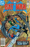 Cover for Batman (DC, 1940 series) #361 [Canadian]