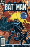 Cover for Batman (DC, 1940 series) #390 [Canadian]