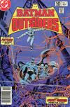 Cover for Batman and the Outsiders (DC, 1983 series) #3 [Canadian]