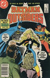 Cover for Batman and the Outsiders (DC, 1983 series) #16 [Canadian Newsstand]