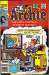 Cover for Archie (Archie, 1959 series) #369 [Newsstand Edition]