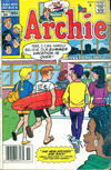 Cover for Archie (Archie, 1959 series) #372 [Newsstand Edition]