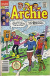 Cover for Archie (Archie, 1959 series) #374 [Newsstand Edition]