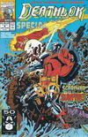 Cover for Deathlok Special (Marvel, 1991 series) #4 [Direct]