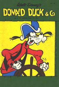 Cover Thumbnail for Donald Duck & Co (Hjemmet / Egmont, 1948 series) #5/1968