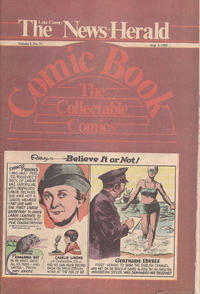 Cover Thumbnail for The News Herald Comic Book the Collectable Comics (Lake County News Herald, 1978 series) #v3#31