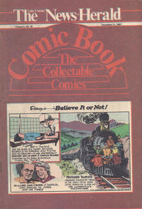Cover Thumbnail for The News Herald Comic Book the Collectable Comics (Lake County News Herald, 1978 series) #v3#38