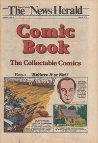 Cover Thumbnail for The News Herald Comic Book the Collectable Comics (Lake County News Herald, 1978 series) #v2#18
