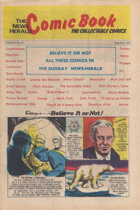 Cover Thumbnail for The News Herald Comic Book the Collectable Comics (Lake County News Herald, 1978 series) #v2#10