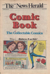 Cover Thumbnail for The News Herald Comic Book the Collectable Comics (Lake County News Herald, 1978 series) #v2#23