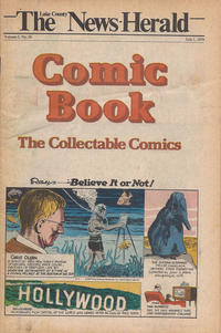 Cover Thumbnail for The News Herald Comic Book the Collectable Comics (Lake County News Herald, 1978 series) #v2#26