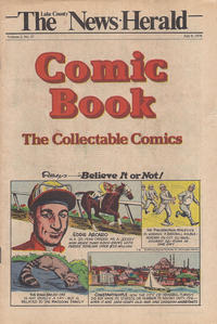 Cover Thumbnail for The News Herald Comic Book the Collectable Comics (Lake County News Herald, 1978 series) #v2#27