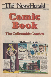 Cover Thumbnail for The News Herald Comic Book the Collectable Comics (Lake County News Herald, 1978 series) #v2#31