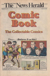 Cover Thumbnail for The News Herald Comic Book the Collectable Comics (Lake County News Herald, 1978 series) #v2#32