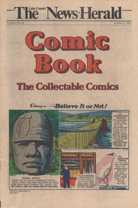 Cover Thumbnail for The News Herald Comic Book the Collectable Comics (Lake County News Herald, 1978 series) #v2#42