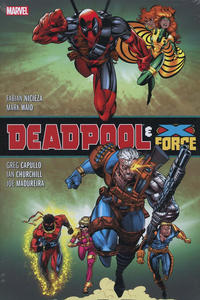 Cover Thumbnail for Deadpool and X-Force Omnibus (Marvel, 2018 series)