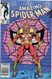 Cover Thumbnail for The Amazing Spider-Man (Marvel, 1963 series) #264 [Canadian]