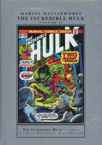 Cover Thumbnail for Marvel Masterworks: The Incredible Hulk (Marvel, 2003 series) #11 [Regular Edition]