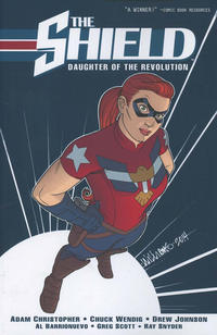 Cover Thumbnail for Shield (Archie, 2017 series) #1 - Daughter of the Revolution