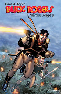 Cover Thumbnail for Buck Rogers Grievous Angels (Hermes Press, 2014 series)