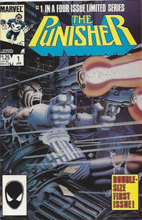Cover Thumbnail for The Punisher (Marvel, 1986 series) #1 [Direct]