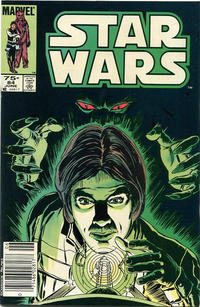 Cover Thumbnail for Star Wars (Marvel, 1977 series) #84 [Canadian]