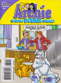 Cover Thumbnail for Archie (Jumbo Comics) Double Digest (Archie, 2011 series) #284