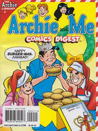 Cover Thumbnail for Archie and Me Comics Digest (Archie, 2017 series) #2