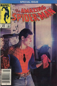 Cover for The Amazing Spider-Man (Marvel, 1963 series) #262 [Canadian]