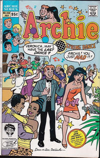 Cover Thumbnail for Archie (Archie, 1959 series) #368 [Direct]