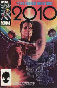 Cover Thumbnail for 2010 (Marvel, 1985 series) #2 [Direct]