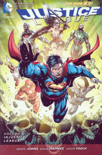 Cover Thumbnail for Justice League (DC, 2013 series) #6 - Injustice League