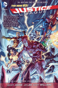 Cover Thumbnail for Justice League (DC, 2013 series) #2 - The Villain's Journey