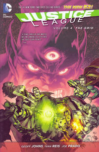 Cover Thumbnail for Justice League (DC, 2013 series) #4 - The Grid