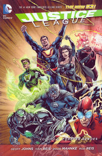 Cover Thumbnail for Justice League (DC, 2013 series) #5 - Forever Heroes