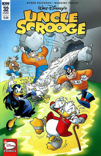 Cover for Uncle Scrooge (IDW, 2015 series) #32 / 436 [Retailer Incentive Cover Variant - Marco Mazarello]
