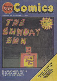 Cover Thumbnail for Sunday Sun Comics (Toronto Sun, 1977 series) #v4#50