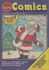 Cover Thumbnail for Sunday Sun Comics (Toronto Sun, 1977 series) #v5#6