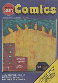 Cover Thumbnail for Sunday Sun Comics (Toronto Sun, 1977 series) #v5#9