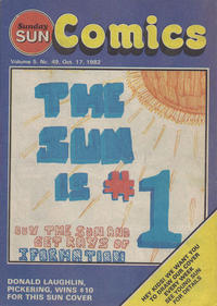Cover Thumbnail for Sunday Sun Comics (Toronto Sun, 1977 series) #v5#49